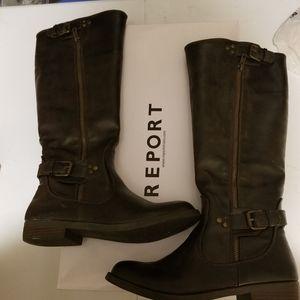 Report Dress boots
